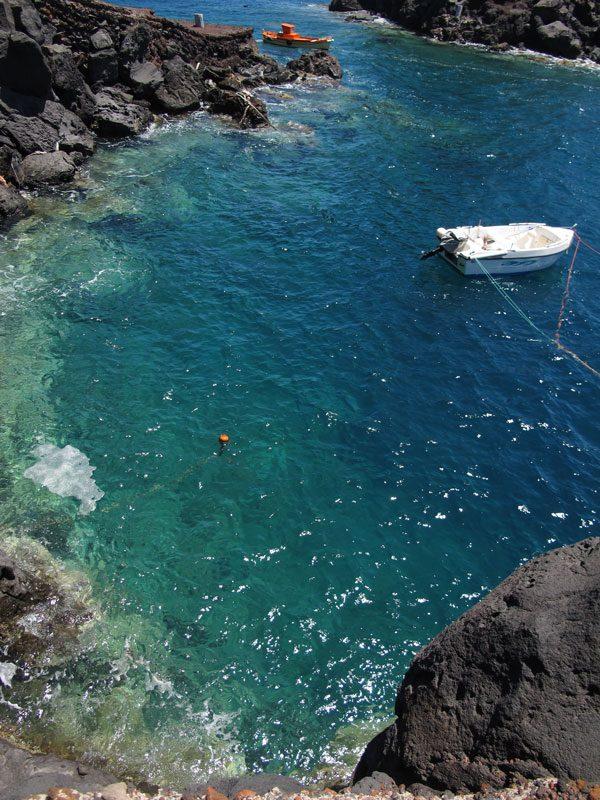 Amoudi Beach | Santorini Island Greece
