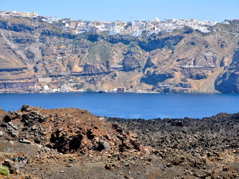 Caldera Views Santorini