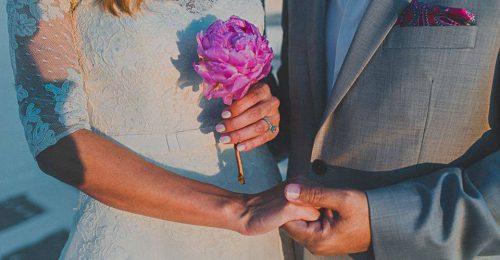 Lov Weddings in Santorini | Santorini island Greece