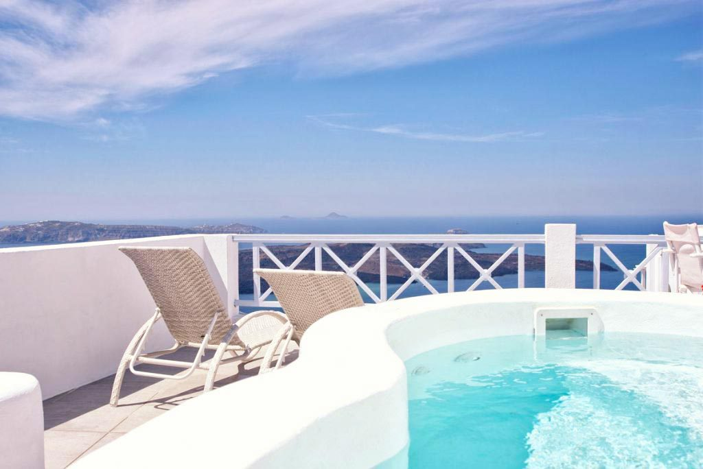 Luxury Villas In Greece With Private Pool