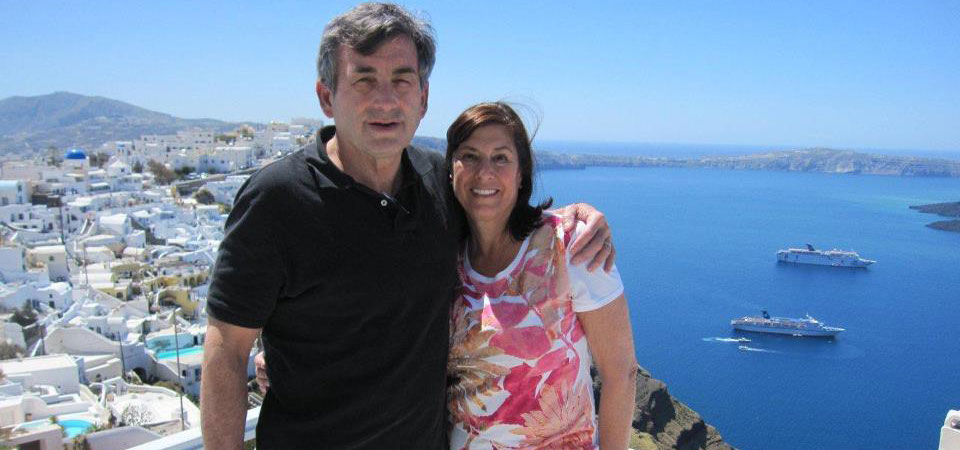 Guest Miller | Santorini island Greece