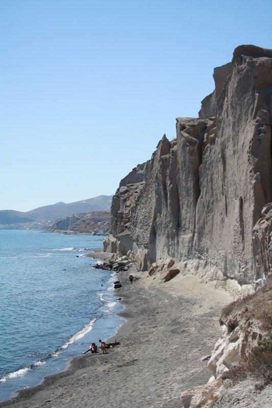 Vlychada Santorini island Greece