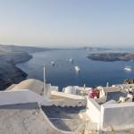 Santorini jacuzzi suites | Pura Vida | Caldera View