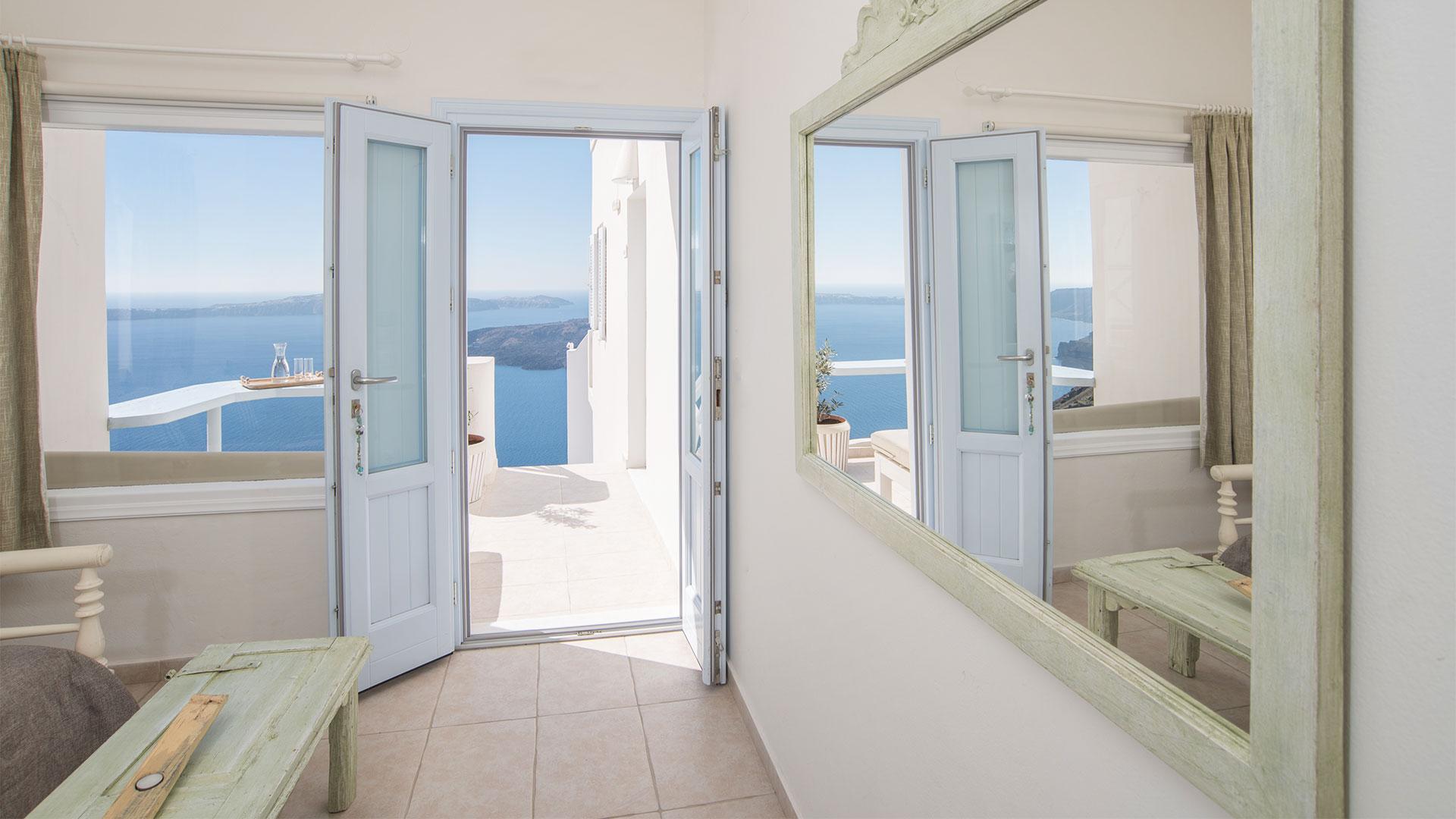 Balcony   Romantic Suite Private Balcony   Santorini