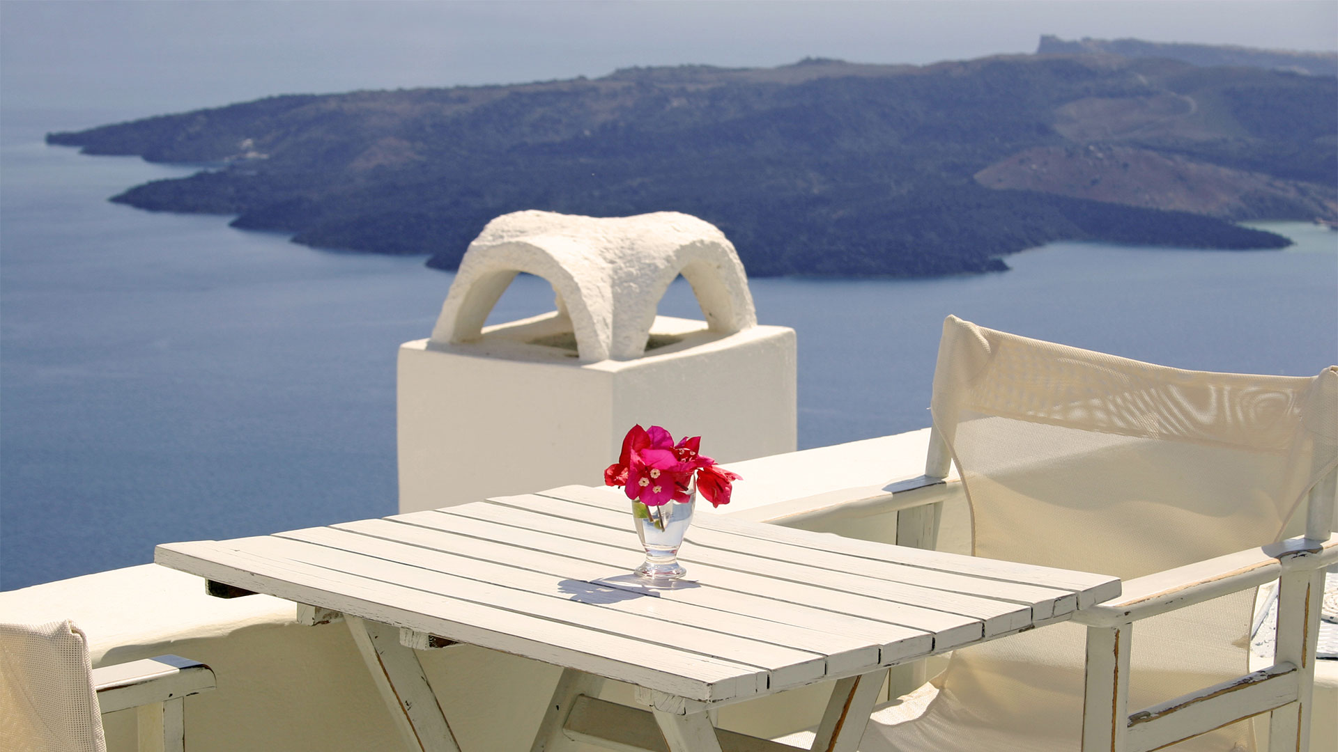 Santorini Apertments | Family Suites with view to caldera