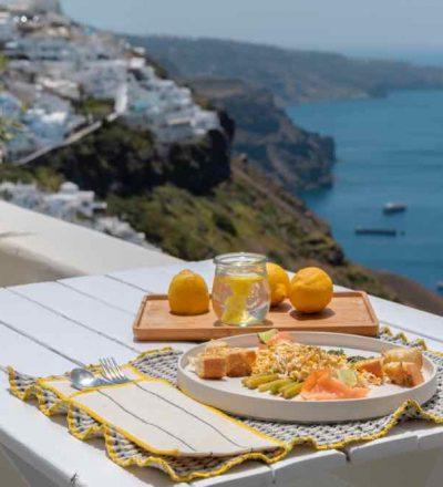 breakfast santorini bluedolphins10